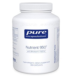 Nutrient 950 by Pure Encapsulations 90 Capsules
