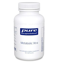 Metabolic Xtra by Pure Encapsulations 90 Capsules