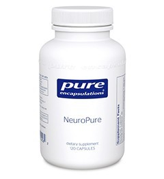 NeuroPure by Pure Encapsulations 120 Capsules