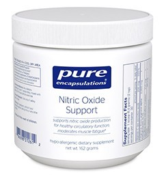Nitric Oxide Support by Pure Encapsulations 162g