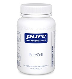 PureCell by Pure Encapsulations 120 Capsules