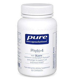 Phyto-4 by Pure Encapsulations 60 Capsules