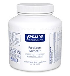 PureLean Nutrients w/metafolin by Pure Encapsulations 180 Capsules