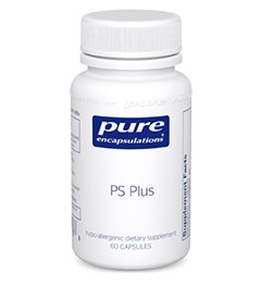 PS Plus by Pure Encapsulations 60 Capsules