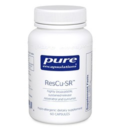 ResCu-SR by Pure Encapsulations 60 Capsules
