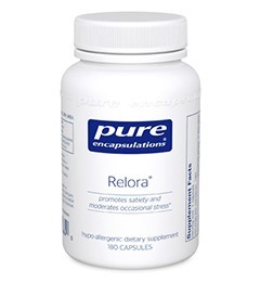 Relora by Pure Encapsulations 60 Capsules