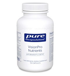 VisionPro Nutrients by Pure Encapsulations - 90 Capsules