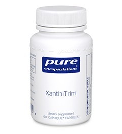 XanthiTrim by Pure Encapsulations 60 Capsules
