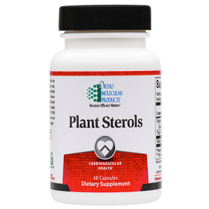 Plant Sterols by Ortho Molecular Products 60 CT